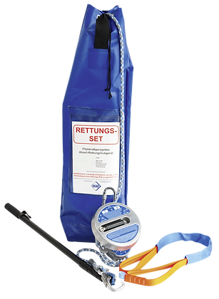 Rettungs-Set Typ 41-RSET/40 IKAR 140kg