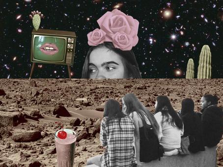 Digital Collages.
