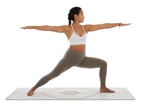 "Liforme ""White Magic"" Yoga Mat"