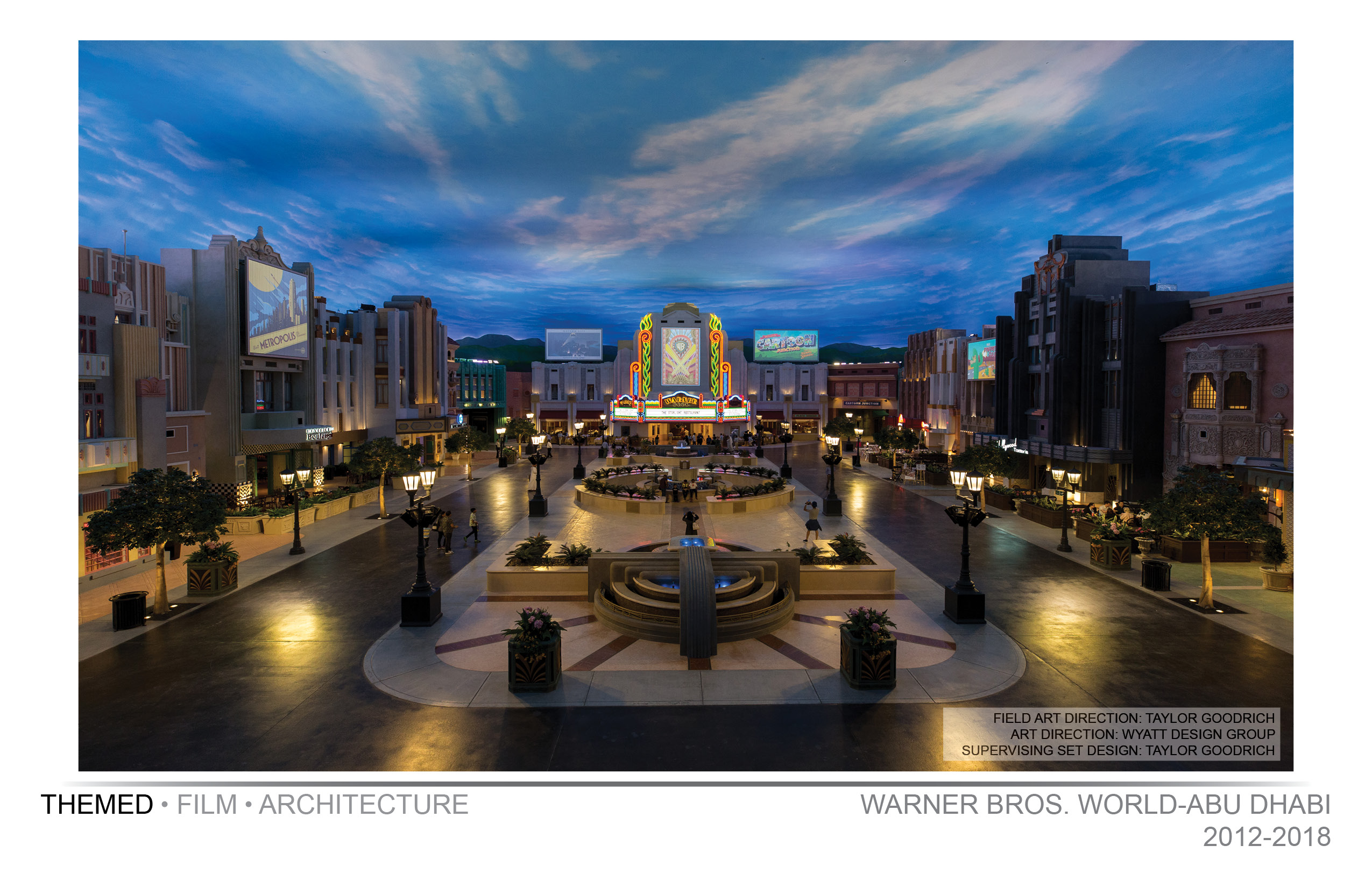 Warner Bros. Plaza