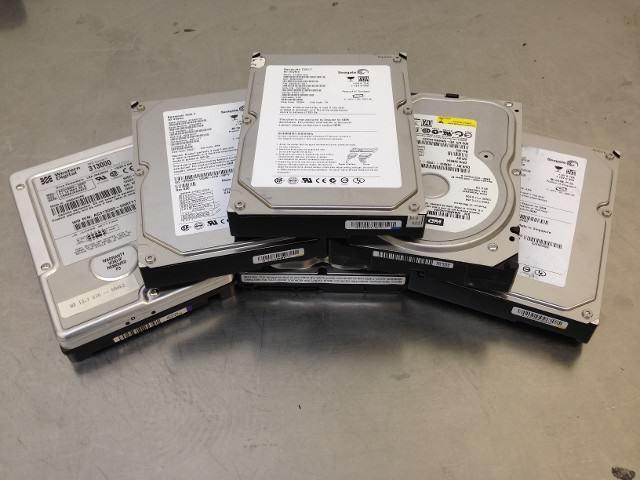 Hard rdive destruction and hard drive shredding made simple.  Laptop destruction.