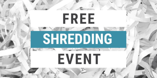 local shred companies services are amazing and usually cheaper!