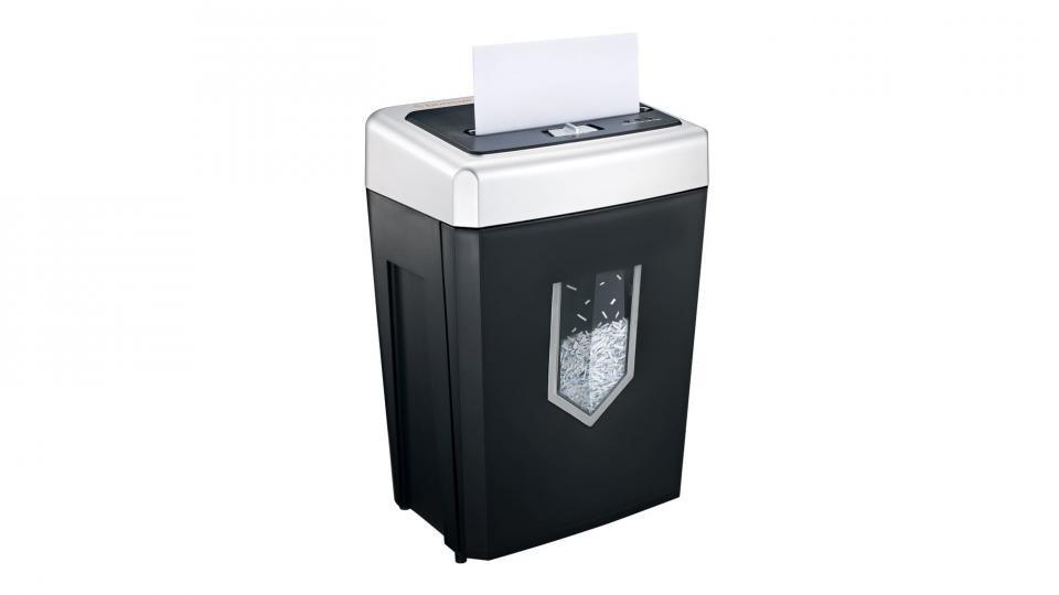 Use a professional paper shredding service near you.  Cross cut shredding.  Continous cut shredding machine.