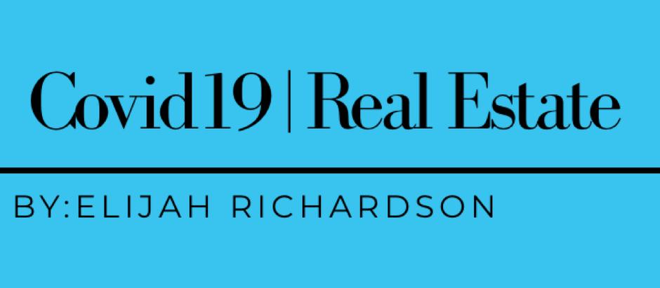 Covid19 |Real Estate