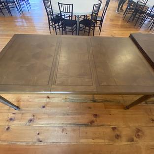 FARMHOUSE TABLE 78.5X42