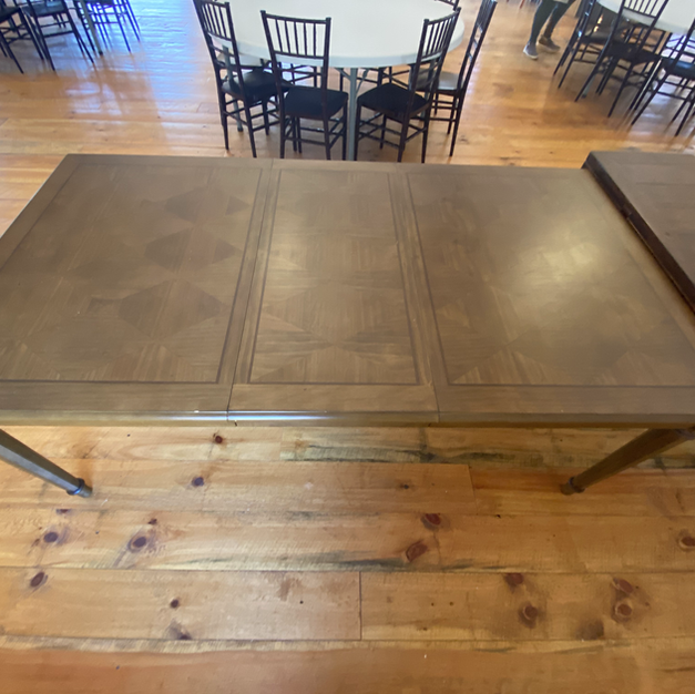 FARMHOUSE TABLE (3 TOTAL)