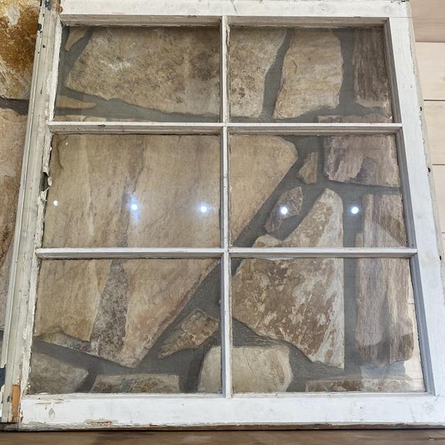 WINDOW PANE (3' X 2')