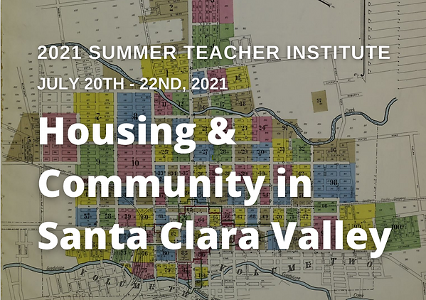 Housing & Community in Santa Clara Valley