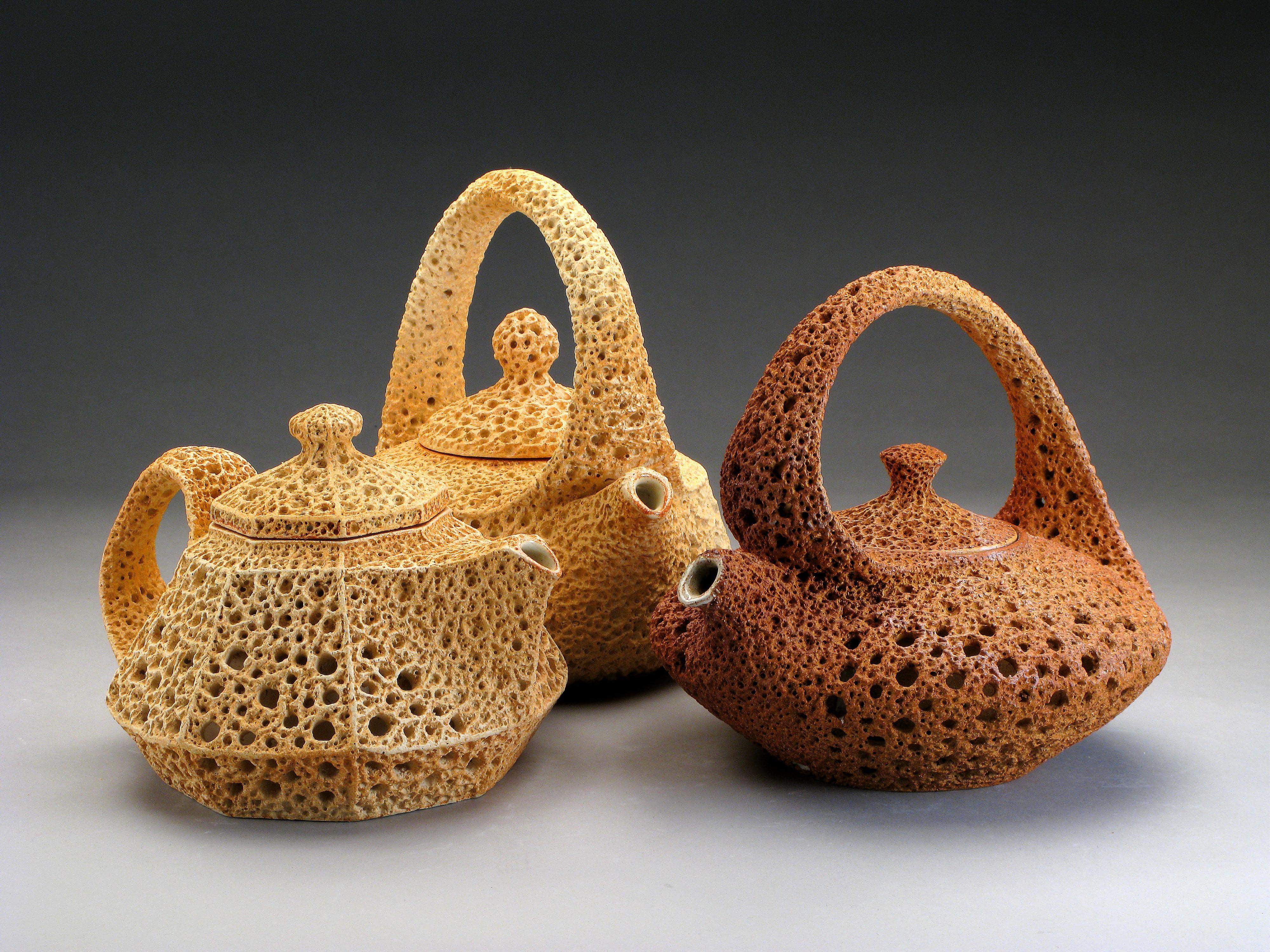 Teapot masterpieces
