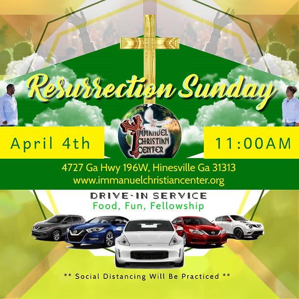 april 4th-resurrection Sunday Service 20