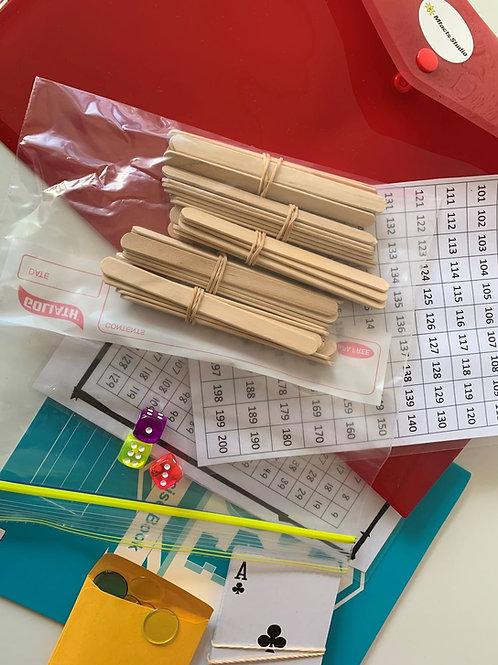 Marvellous Maths Home Pack x10 Workshops – Prep