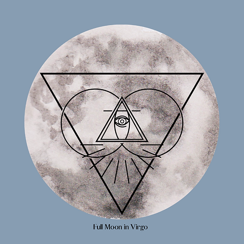 Full Moon in Virgo Ritual (FREE Download)