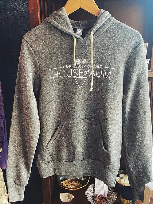 AUM Hoodie (Grey)