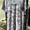Thumbnail: AUM Purple Tie Dye T-Shirt Dress