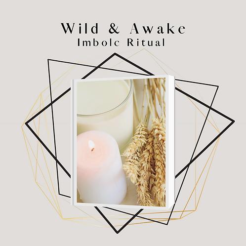 Wild & Awake Imbolc Ritual