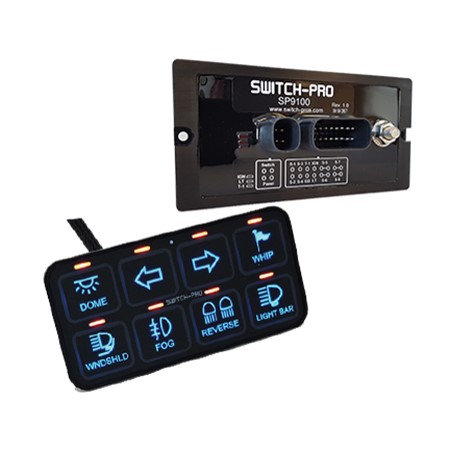 Switch Pros SP-9100 Power Accessory Controller