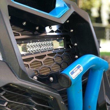 Can-Am X3 LED Grill