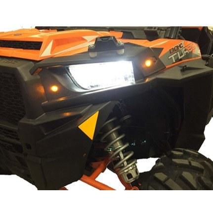 RZR 900/900s/1000s Turn Signal Kit by Corbin Custom Works