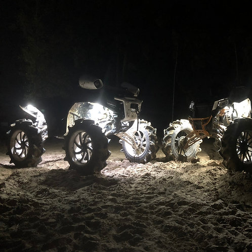 ATV / 4 Wheeler RGBW Rock Light Underglow Kit
