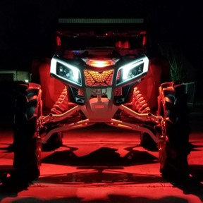 Infinite Offroad UTV Rock Light Kit