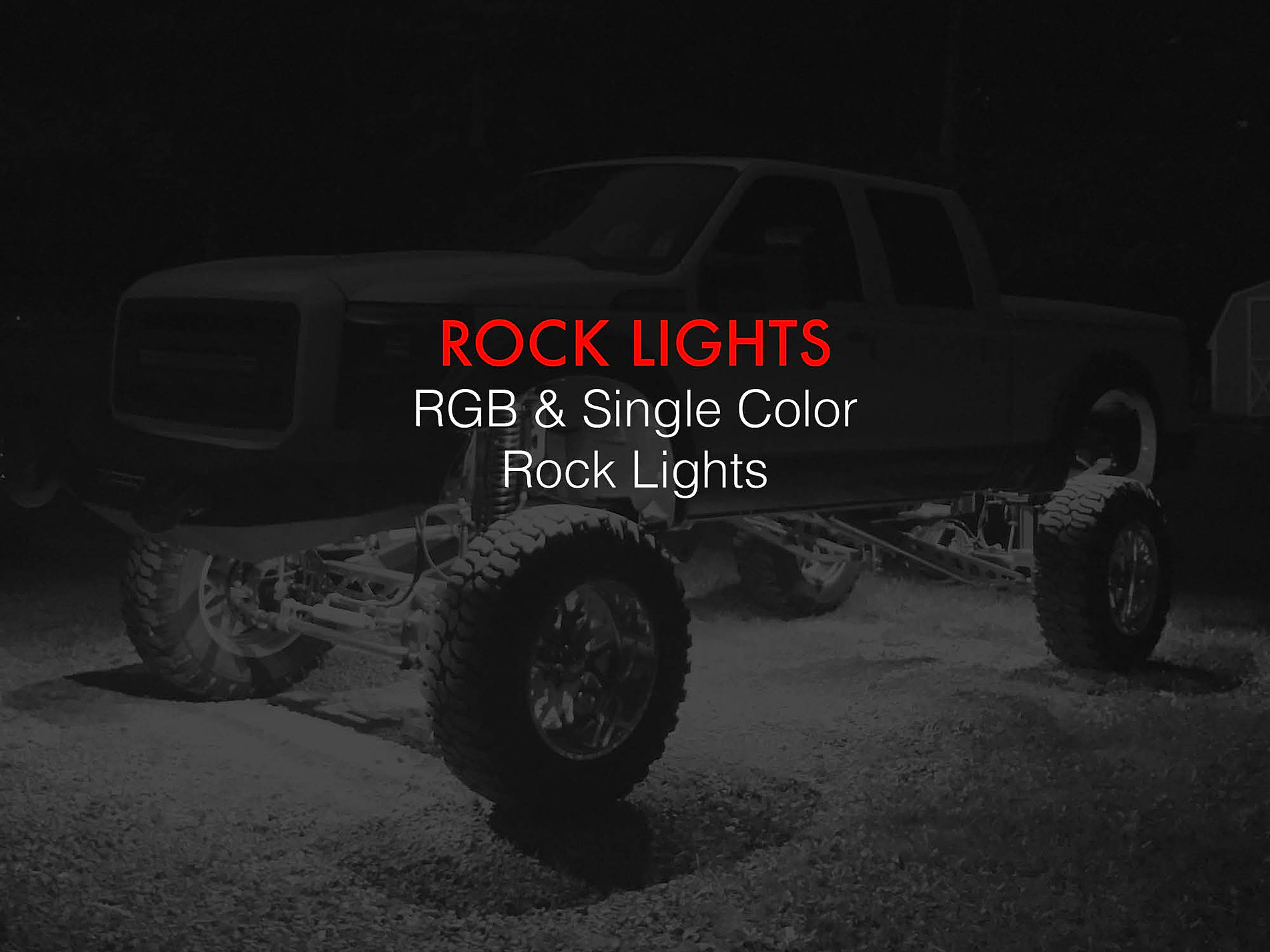 Infinite Offroad Accessories For Utv Atv Jeep Trucks Tennessee Install Rock Lights Truck Marine