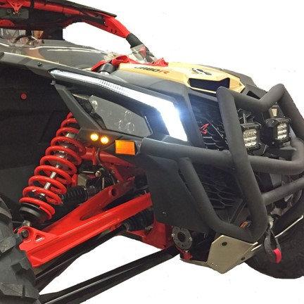Can-Am X3 Corbin Turn Signal Kit