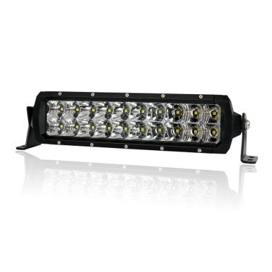 High Output Compact Dual Row LED Light Bar