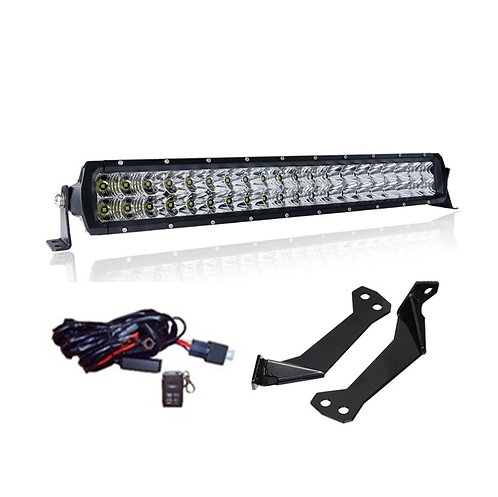 "Polaris RZR 30"" Light Bar Kit"