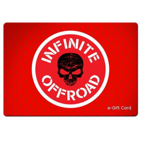 Infinite Offroad Gift Certificate ($25 - $500)