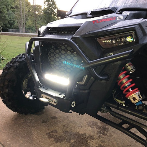 RZR Turbo S LED Grill
