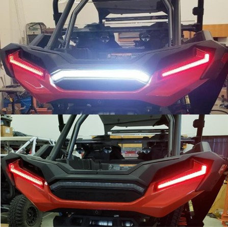RZR Reverse Light Kit (Turbo S & 2019+ XP) Corbin Custom Works