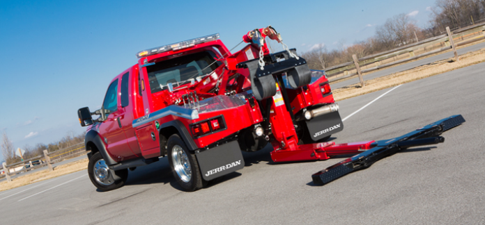 Jeff Smith Towing Baytown tow truck