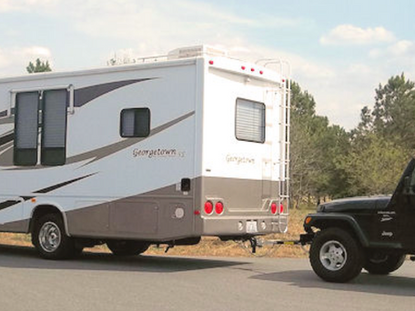 Tips for Towing with an RV