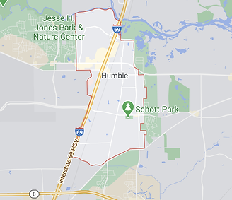 Humble - Texas - Map.png