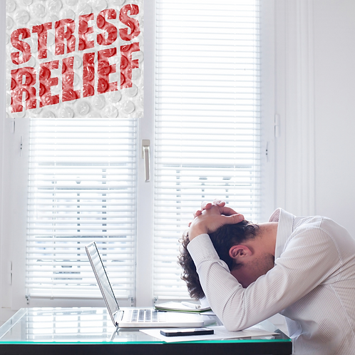 Stress Relief : Calm, Relaxation and Rejuvenation