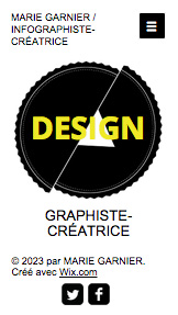 Agences website templates – Designer Graphiste