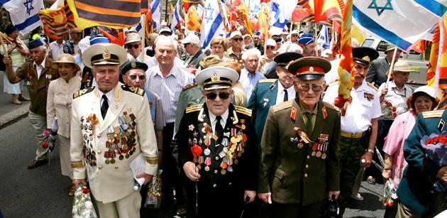 Jews - Russians - Nazis