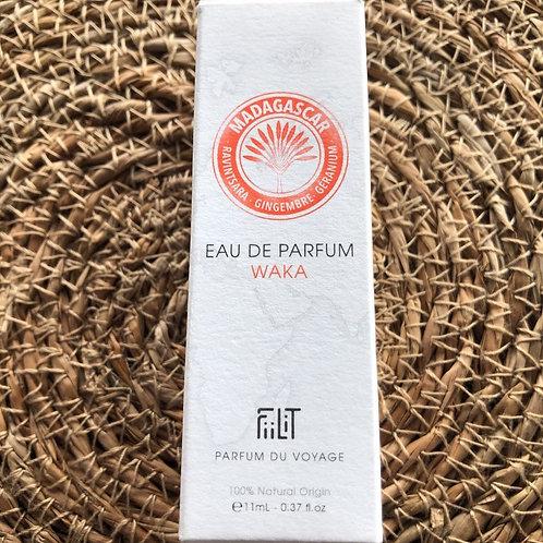 Vegan, Cruelty Free, Natural Perfume - Waka Madagascar