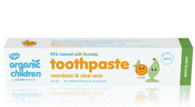 CHILDREN MANDARIN TOOTHPASTE