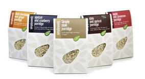 VEGAN PORRIDGE CARTONS
