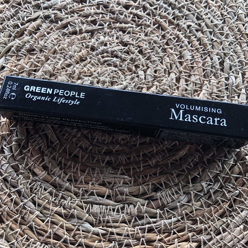 Cruelty Free, 100% Natural Mascara