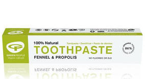 NATURAL FENNEL TOOTHPASTE