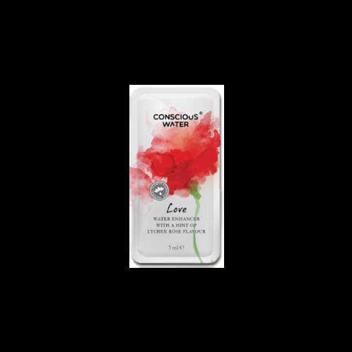Love - Flower Essence in Water