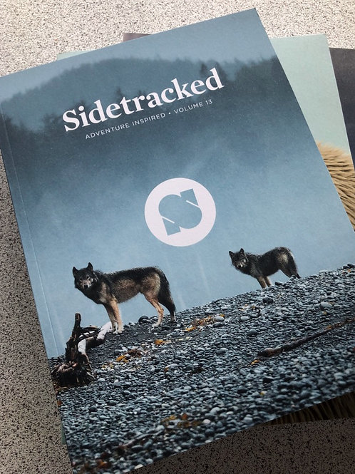 Sidetracked Adventure Journal