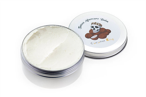 Coconut King Tattoo Aftercare Balm 150ml (Vegan/Natural)
