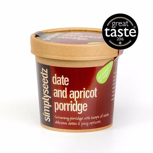 Date & Apricot VEGAN Porridge
