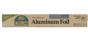 RECYCLED ALUMINUM FOILS