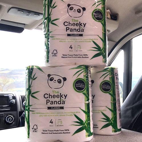 Cruelty Free, Bamboo Toilet Paper