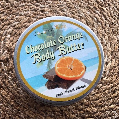 Vegan & Cruelty Free Choc Orange Body Butter