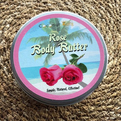 Vegan & Cruelty Free Rose Body Butter